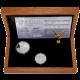 Mexiko Libertad Exkluzivní Stříbrná Sada 30.výročí stříbrné mexické investiční mince Proof