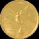 Zlatá investiční mince Mexico Libertad 1/10 Oz