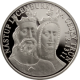 Nástup Lucemburků na český trůn stříbrná medaile 2010 29g Proof