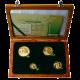 Natura - Surikata Prestižna sada zlatých mincí 2011 Proof