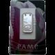 Stříbrný slitek BLOOM 1/5 Oz Orchidej Přívěsek PAMP