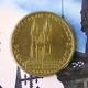 Pamětní medaile Týnský chrám a Staroměstský orloj
