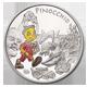 Pinocchio 1 1/2 euro Stříbrná pamětní mince