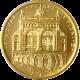 Zlatá mince 2500 Kč Pivovar v Plzni 2008 Standard
