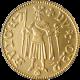 Replika unikátního dukátu Přemka Opavského standard