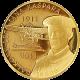 Jan Kašpar zlatá medaile 2011 PROOF 1/2 Oz
