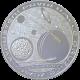 Stříbrná mince 200 Kč Vypuštění první umělé družice Země 50. výročí 2007 Standard