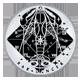 Stříbrná medaile Rak Znamení zvěrokruhu Proof