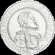 Stříbrný Kádnerův Jáchymovský tolar 1997 29 g STANDARD