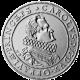 Replika Opavského tolaru Karla z Liechtensteina 2012 Standard