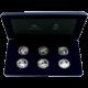 Sada stříbrných mincí Královské Námořnictvo 2011 Proof