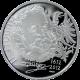 Strieborná minca 200 Kč Rudolf II. 400. výročie úmrtiaí 2012 Proof