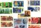 Série 7 ks československých bankovek 1970 - 1989