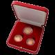 Sada oběžných mincí 2005 Monaco Eurocents Proof