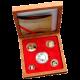 Krugerrand 2012 Výročná sada zlatých mincí Proof