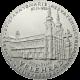 Platinová investiční medaile Katedrála ve Velehradě 2011 Standard