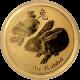 Zlatá investiční minca Year of the Rabbit Rok Králika Lunárny 1 Oz 2011