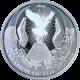 Stříbrná mince Stvoření světa 2011 Proof Palau