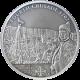 Stříbrná mince Čtvrtá křížová výprava 2010 Standard Cook Islands