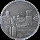 Stříbrná mince Pátá křížová výprava 2011 Standard Cook Islands