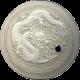 Stříbrná investiční mince Year of the Dragon Rok Draka Lunární 10 Kg 2012