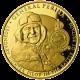 Zlatá investiční mince 100 NZD Generál Peřina Proof