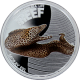 Stříbrná mince Muréna Australian Sea Life I. 2010 Proof