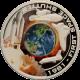 Stříbrná mince První raketoplán 1 Oz 2010 Proof