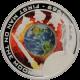 Stříbrná mince První muž na měsíci 1 Oz 2009 Proof