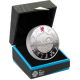 Stříbrná mince Olympijské Hry Londýn 2012 Piedfort Proof