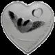 Stříbrná mince My Heart Flies for You 2012 Proof