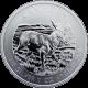 Stříbrná investiční mince Antilopa Canadian Wildlife 1 Oz 2013