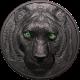 Stříbrná mince 1 kg Lovci v noci - Černý panter Ultra High Relief 2021 Proof