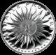 Stříbrná medaile Štěstí Proof