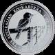 Stříbrná investiční mince Kookaburra Ledňáček 1 Oz 1998