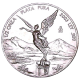 Stříbrná investiční mince Mexiko Libertad 1/2 Oz