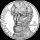 Abraham Lincoln stříbrná medaile 2011 42 g PROOF