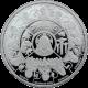 Stříbrná mince 12 apoštolů 2008 Proof