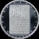 Stříbrná mince 200 Kč První vydání kralické bible 425. výročí 2004 Proof