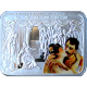 Stříbrná mince Georges Bizet Carmen 2011 Proof Palau