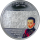 Stříbrná mince Don Juan of Austria Bitva u Lepanta 2010 Proof Cook Islands