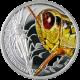 Stříbrná mince Kobylka 2010 Proof Palau