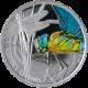 Stříbrná mince Vážka 2010 Proof Palau