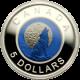 Stříbrná mince Wolf Moon Niob 2012 Proof