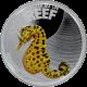 Stříbrná mince Koníček mořský Australian Sea Life I. 2010 Proof