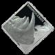 Stříbrná mince 2 Oz Nosorožec dvourohý 2010 Proof Kamerun