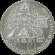 Stříbrná mince 200 Kč Založení pražského arcibiskupství 650. výročí 1994 Standard