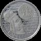 Stříbrná mince 200 Kč Založení Univerzity Karlovy 650. výročí 1998 Proof