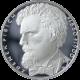 Stříbrná mince 200 Kč Zdeněk Fibich 150. výročí narození a 100. výročí úmrtí 2000 Proof