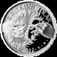 Svatební tolar s personifikací Stříbrná medaile 2012 Proof